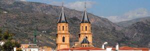 Las torres de Órgiva