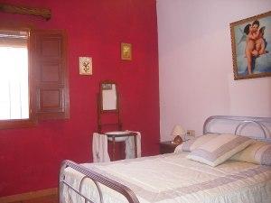 Amplios y confortables dormitorios