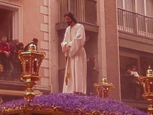 """Nuestro Padre Jesús Cautivo: """"El Cautivo"""""""