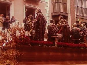 La Santa Cena Sacramental