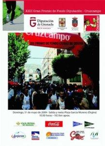 Gran Premio de Fondo Ciudad de Orgiva 2009