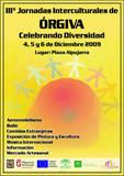 III Jornadas Interculturales Orgiva 2009