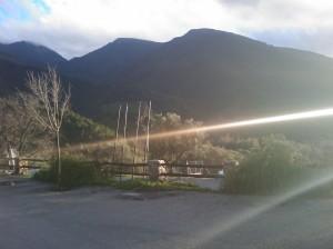 ¡Por fin ha salido el sol!