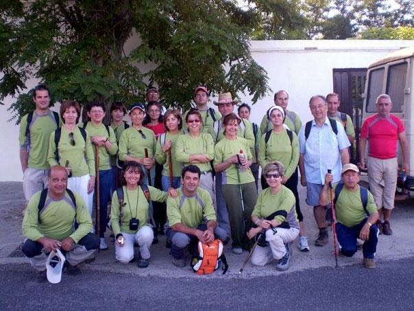 Grupo Senderista de Órgiva