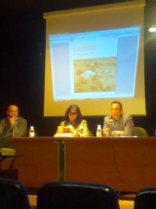 Presentación Libro en La Tahá