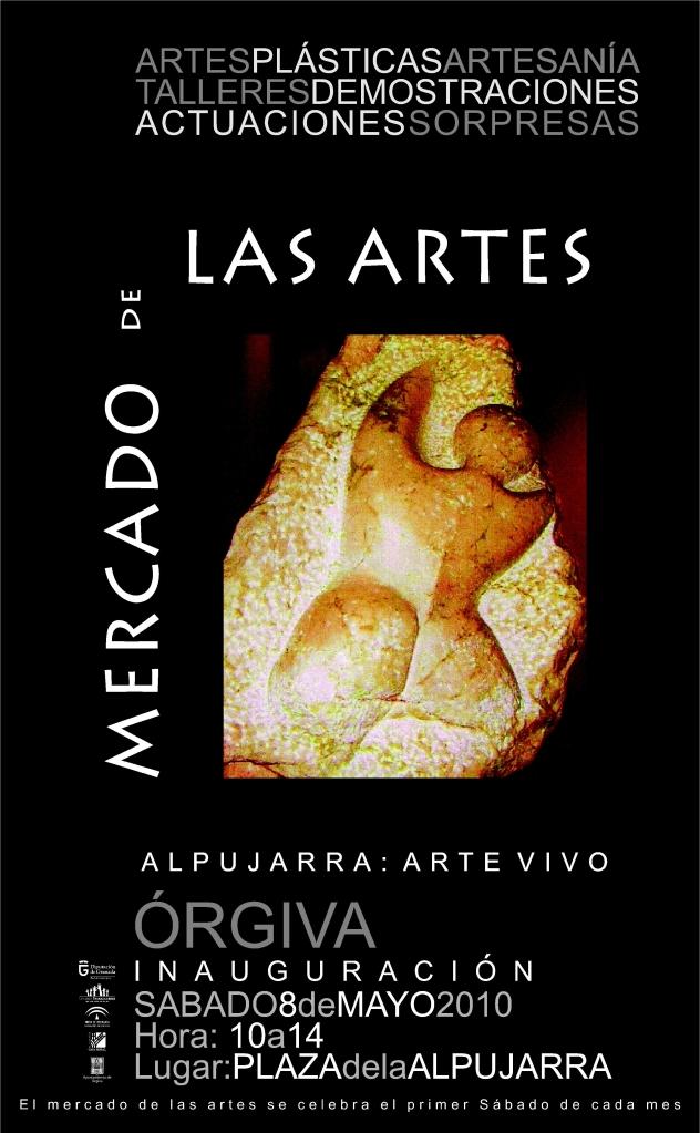 MERCADO ARTES ORGIVA - La Alpujarra