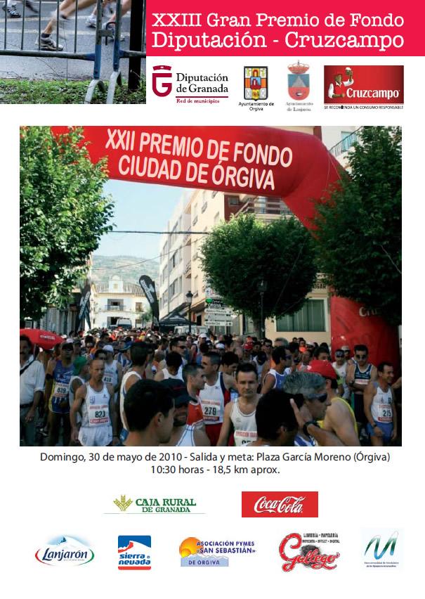 Gran Premio de Fondo Ciudad de Órgiva