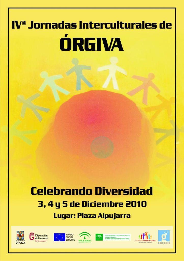 JORNADAS INTERCULTURALES ÓRGIVA 2010