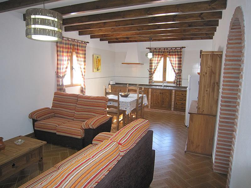 Casa con piscina en la Alpujarra - Entre Olivos Centenarios