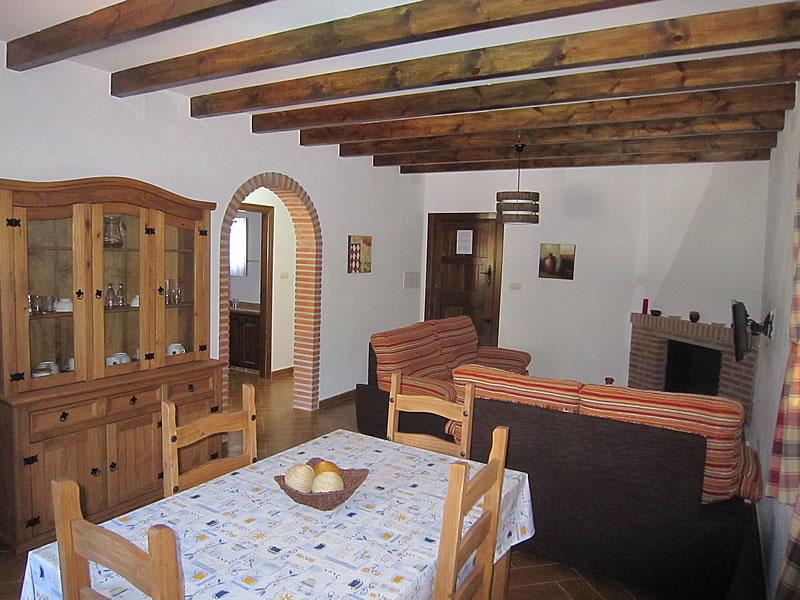 Casa en la Alpujarra - Entre Olivos Centenarios