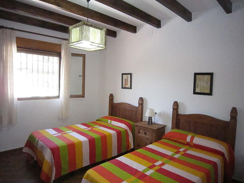 Casa 4 plazas en Órgiva - Entre Olivos Centenarios