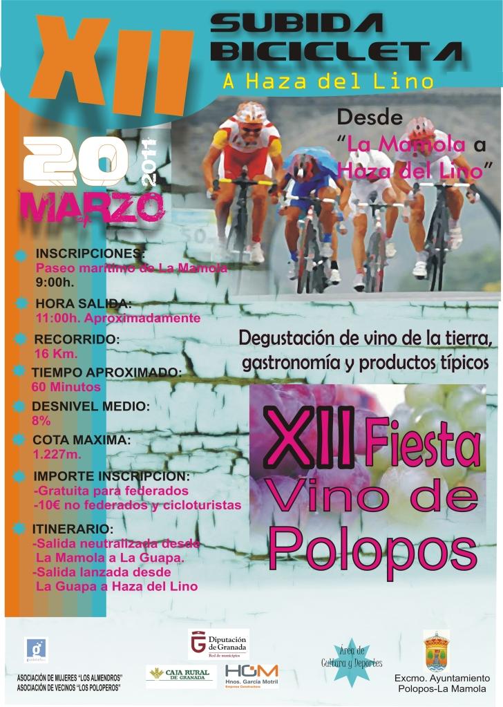 XII Subida en Bicicleta al Haza del Lino