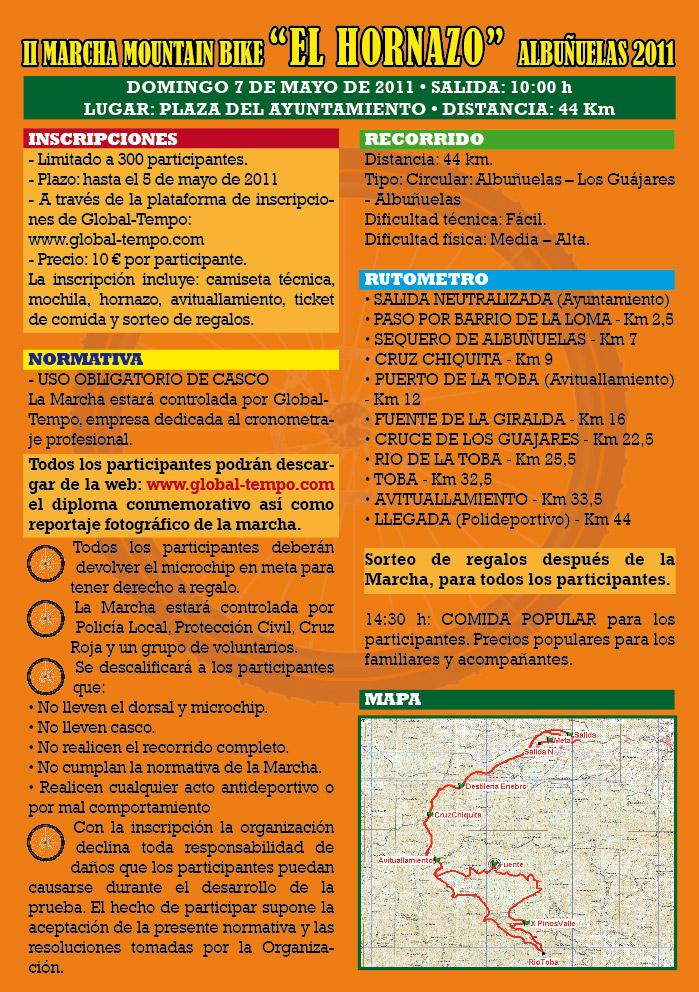 Hornazo 2011 - Albuñuelas