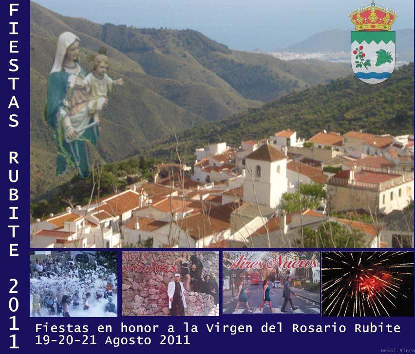 Fiestas de Rubite 2011