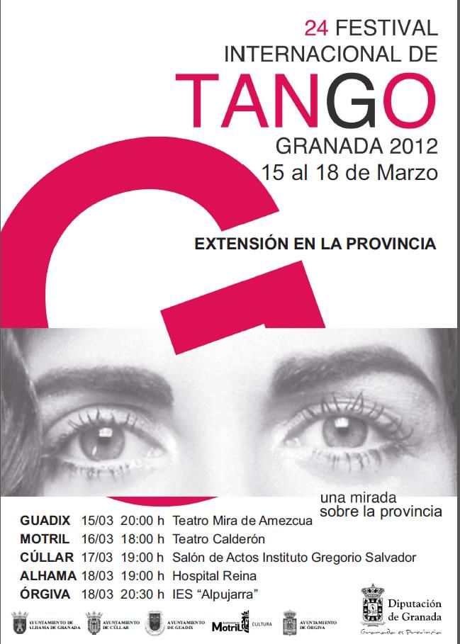 24 Festival Internacional de Tango - Granada 2012