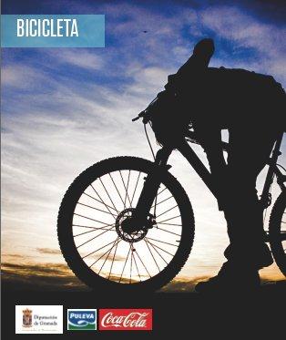 Recorrido bicicleta montaña Granada
