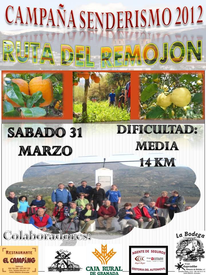 Ruta del Remojon 2012