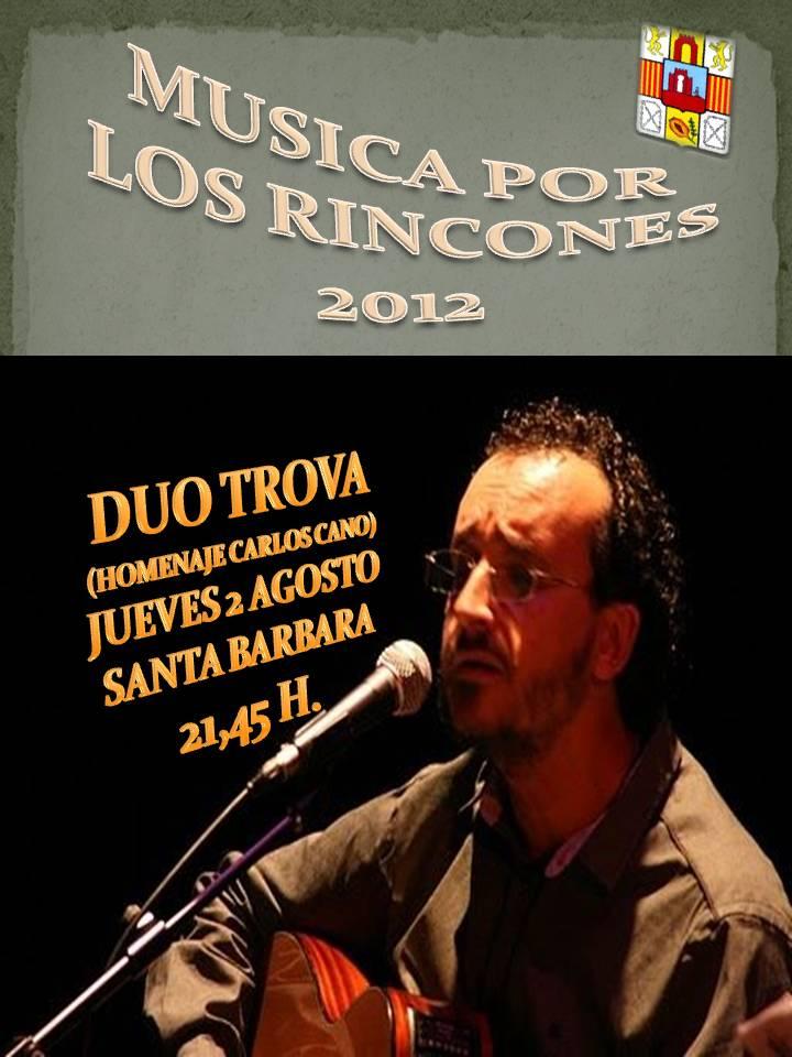 DUO TROVA - MÚSICA POR LOS RINCONES